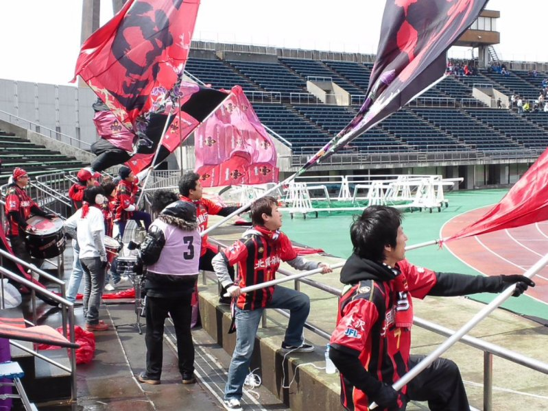 3月25日 JFL第3節 vsブラウブリッツ秋田