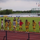 8月12日 JFL第24節 vsSAGAWA SHIGA FC戦