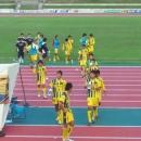 9月23日 JFL第26節 vs佐川印刷SC戦