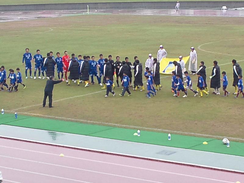 10月28日 JFL第31節 vs栃木ウーヴァFC