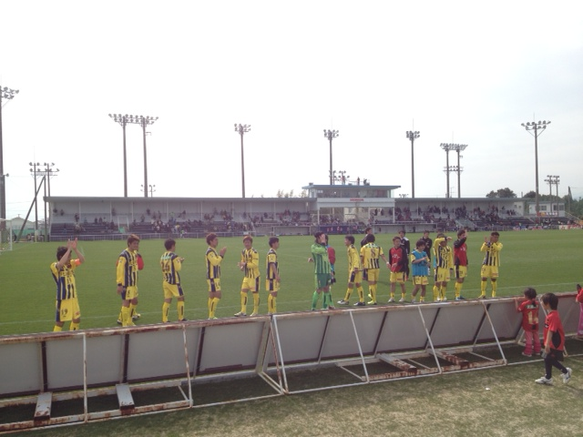 3月24日 JFL第3節 vsHonda FC