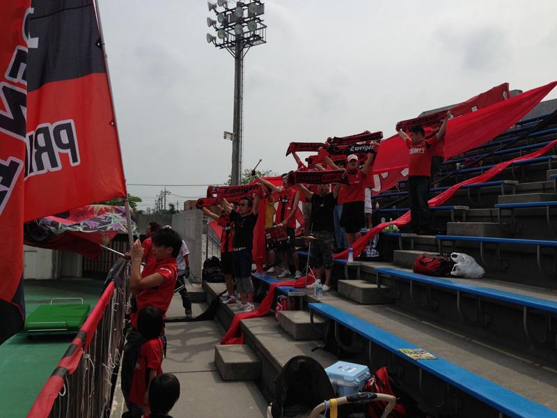 6月30日 JFL第18節 vs栃木ウーヴァFC