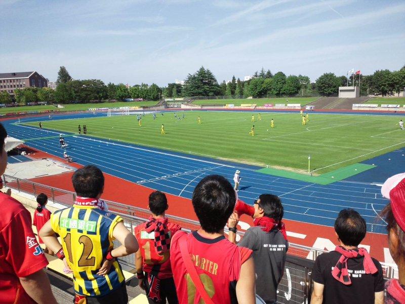 8月4日 JFL第23節 vsソニー仙台FC