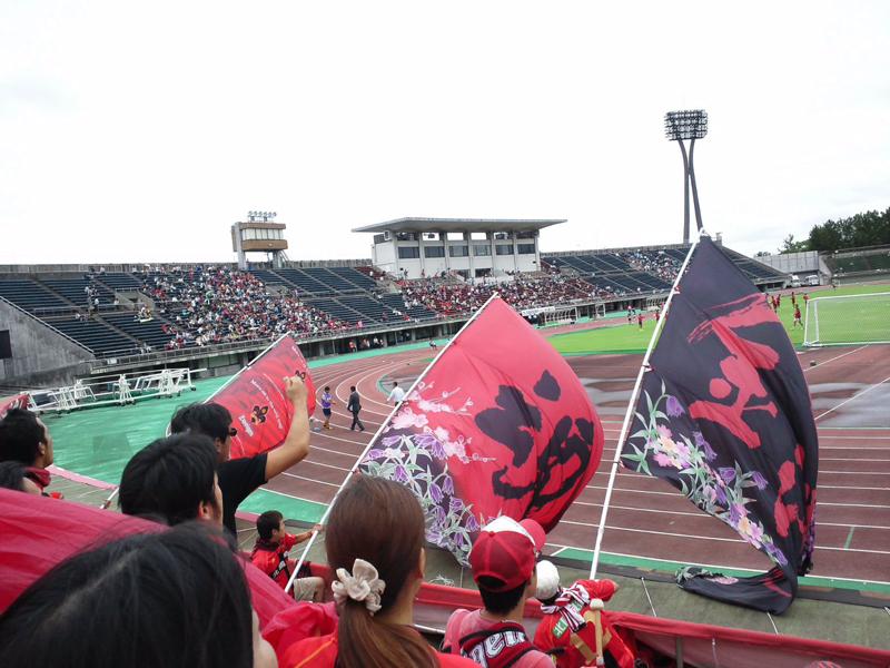 9月8日 天皇杯2回戦 vs横浜FC