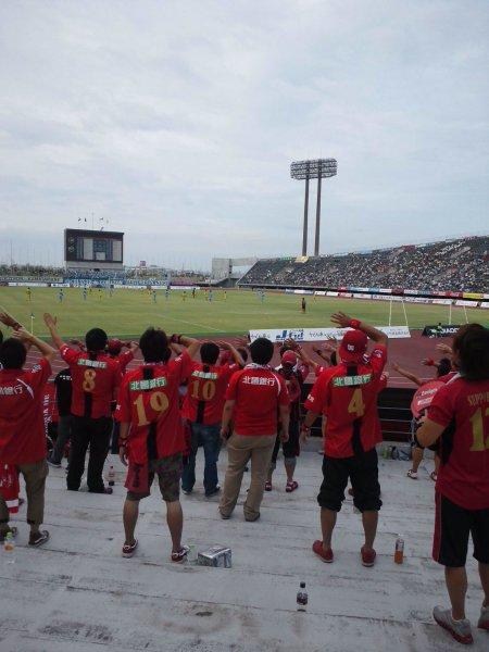9月29日 JFL第27節 vsカマタマーレ讃岐