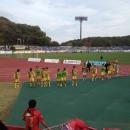 11月10日 JFL第32節 vs FC町田ゼルビア